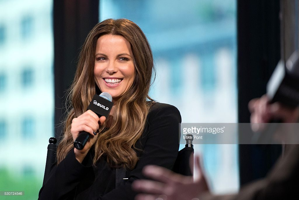 Actress Kate Beckinsale attends the AOL Build Speaker Series to discuss 'Love & Friendship' on May 11, 2016 in New York, New York.