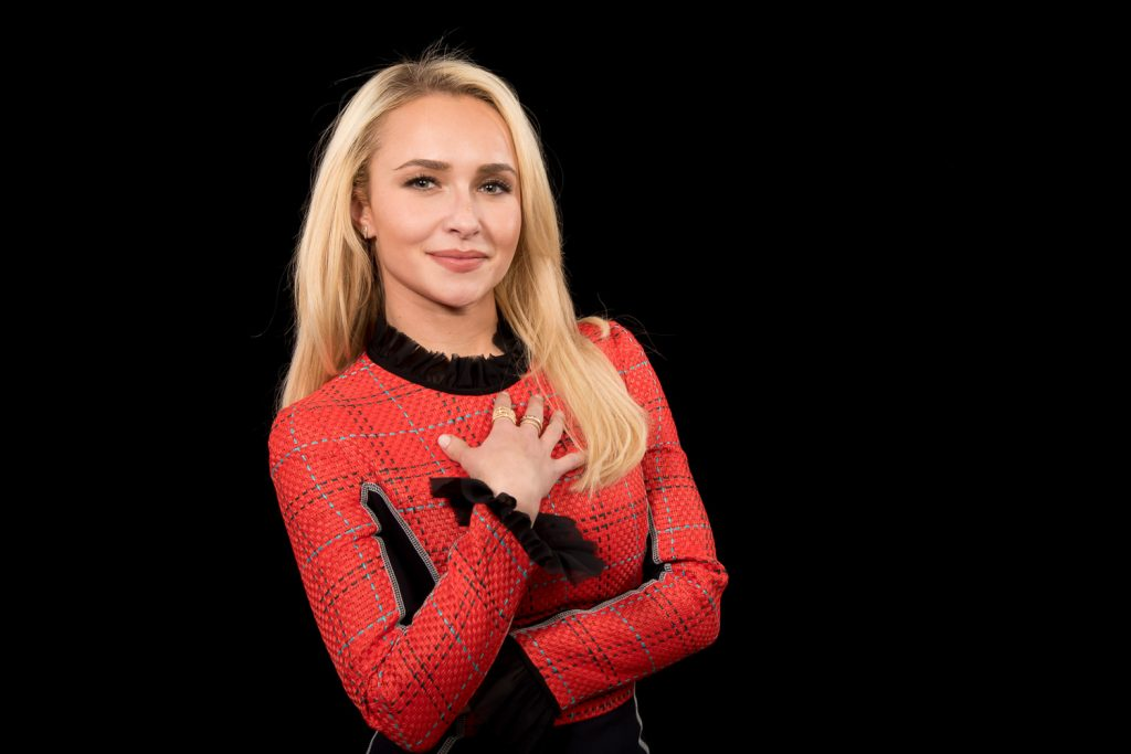 Hayden Panettiere. January 5th 2017.
