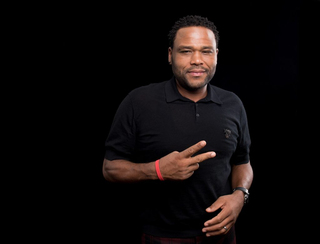 Anthony Anderson. September 28th 2017.