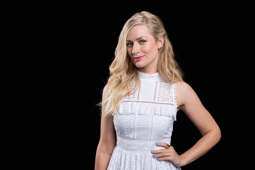 Beth Behrs. May 3rd, 2017.