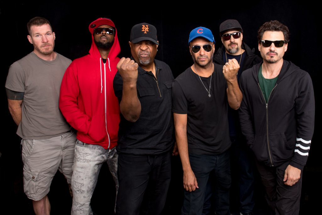 Prophets of Rage. September 12th 2017.
